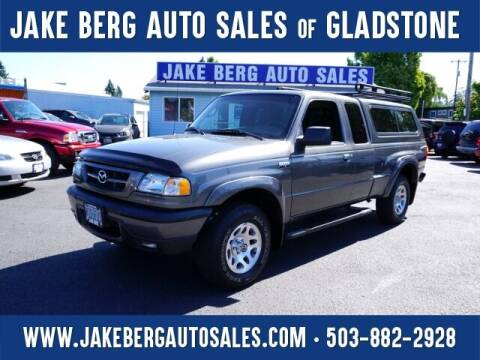 2006 Mazda B-Series Truck for sale at Jake Berg Auto Sales in Gladstone OR