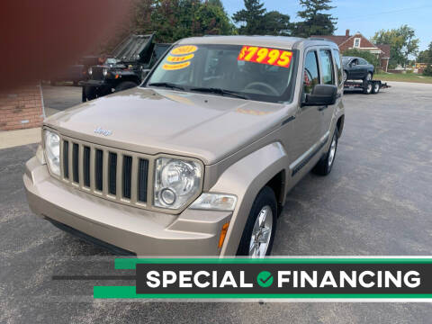 2011 Jeep Liberty for sale at Excel Auto Sales LLC in Kawkawlin MI