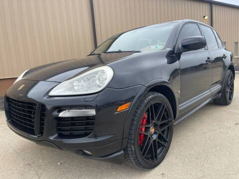 2008 Porsche Cayenne for sale at Prime Auto Sales in Uniontown OH