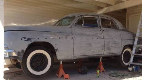 1950 Lincoln Sedan for sale at Haggle Me Classics in Hobart IN