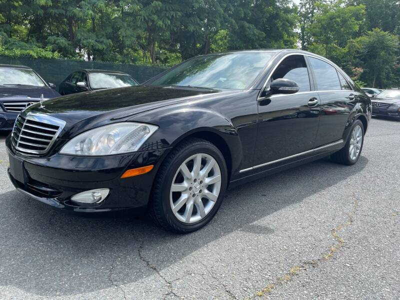 2007 Mercedes-Benz S-Class for sale at Dream Auto Group in Dumfries VA