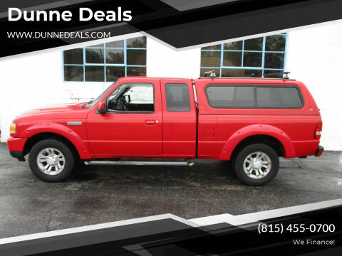 2008 Ford Ranger for sale at Dunne Deals in Crystal Lake IL