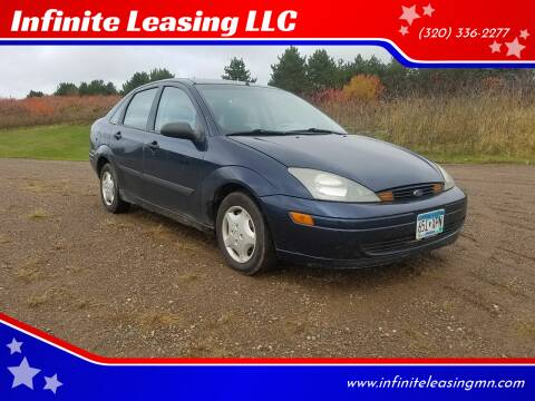 2003 Ford Focus for sale at Infinite Leasing LLC in Lastrup MN