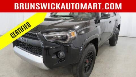 2019 Toyota 4Runner for sale at Brunswick Auto Mart in Brunswick OH