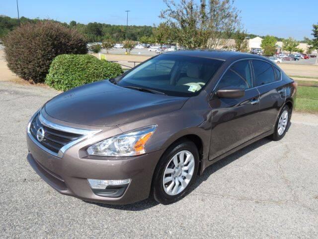 2013 Nissan Altima for sale at Minden Autoplex in Minden LA