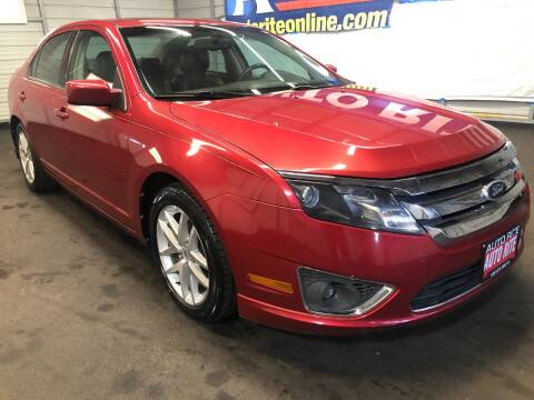 2010 Ford Fusion for sale at Auto Rite in Cleveland OH