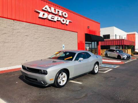 2012 Dodge Challenger for sale at Auto Depot - Smyrna in Smyrna TN