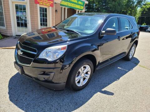 2014 Chevrolet Equinox for sale at Car and Truck Exchange, Inc. in Rowley MA