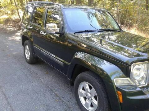 2012 Jeep Liberty for sale at ELIAS AUTO SALES in Allentown PA