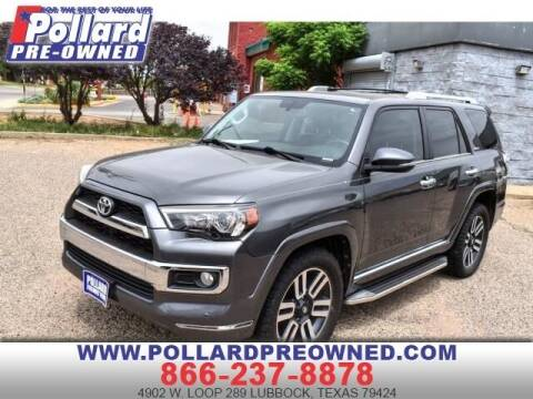 2014 Toyota 4Runner for sale at South Plains Autoplex by RANDY BUCHANAN in Lubbock TX