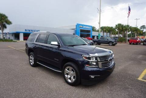 2017 Chevrolet Tahoe for sale at WinWithCraig.com in Jacksonville FL
