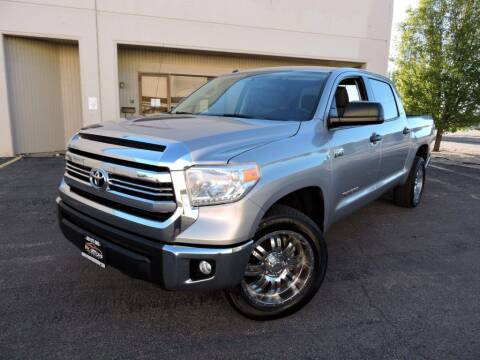 2016 Toyota Tundra for sale at PK MOTORS GROUP in Las Vegas NV