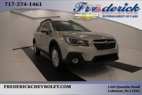 2018 Subaru Outback for sale at Lancaster Pre-Owned in Lancaster PA