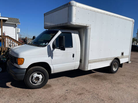 2006 Ford E-Series Chassis for sale at PYRAMID MOTORS - Fountain Lot in Fountain CO