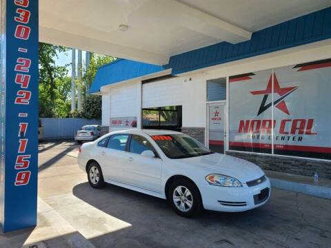2016 Chevrolet Impala Limited for sale at Nor Cal Auto Center in Anderson CA