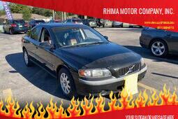 2002 Volvo S60 for sale at Rhima Motor Company, Inc. in Haltom City TX