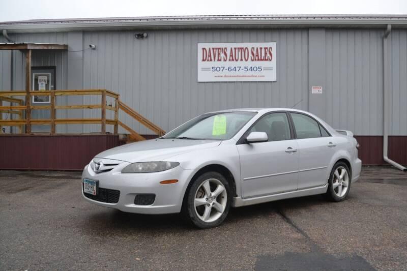 2007 Mazda MAZDA6 for sale at Dave's Auto Sales in Winthrop MN