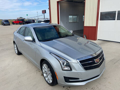 2018 Cadillac ATS for sale at SCOTT LEMAN AUTOS in Goodfield IL