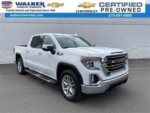 2020 GMC Sierra 1500 for sale at WALKER CHEVROLET in Franklin TN