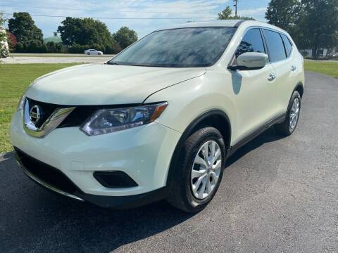 2015 Nissan Rogue for sale at Champion Motorcars in Springdale AR