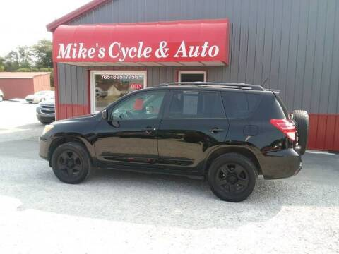 2011 Toyota RAV4 for sale at MIKE'S CYCLE & AUTO in Connersville IN