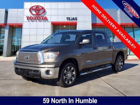 2013 Toyota Tundra for sale at TEJAS TOYOTA in Humble TX