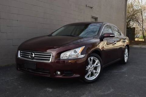 2014 Nissan Maxima for sale at Precision Imports in Springdale AR