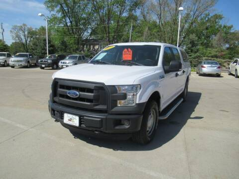 2015 Ford F-150 for sale at Aztec Motors in Des Moines IA