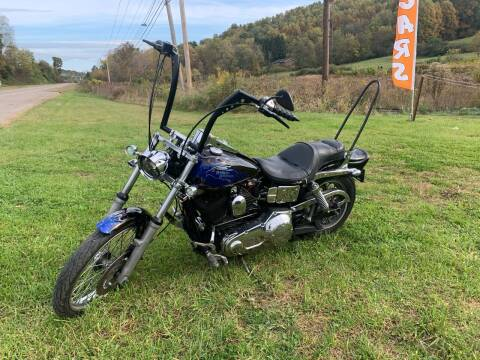 2002 HARLEY DAVIDSON DYNA WIDEGLIDE for sale at ABINGDON AUTOMART LLC in Abingdon VA