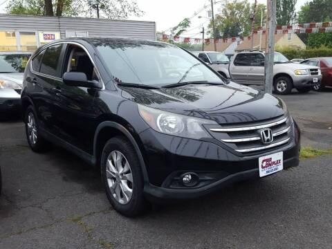 2012 Honda CR-V for sale at Car Complex in Linden NJ