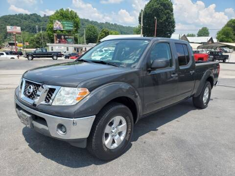 2010 Nissan Frontier for sale at MCMANUS AUTO SALES in Knoxville TN