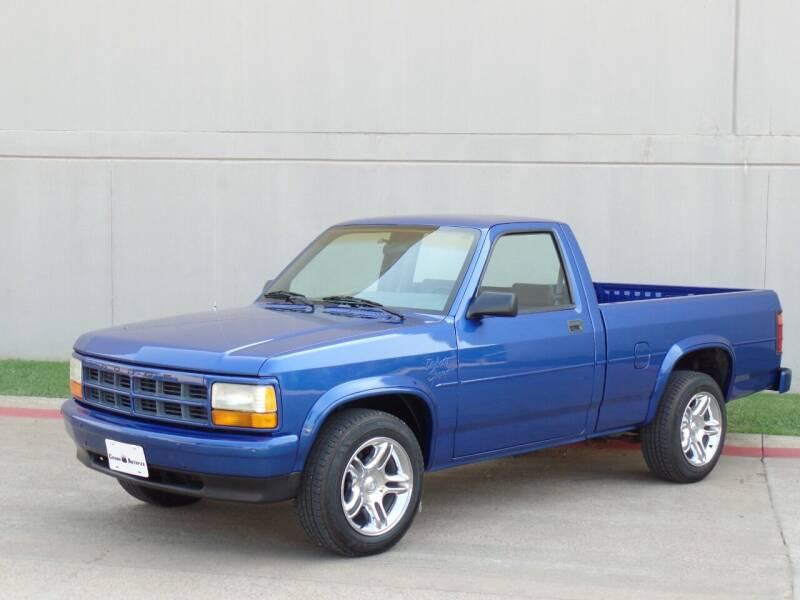 1994 Dodge Dakota for sale at CROWN AUTOPLEX in Arlington TX