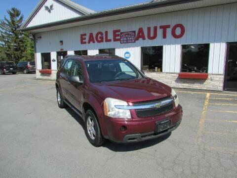 2007 Chevrolet Equinox for sale at Eagle Auto Center in Seneca Falls NY