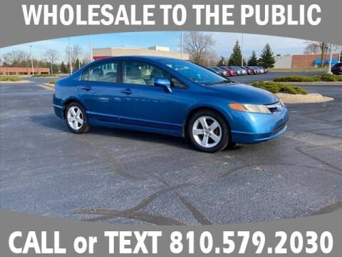 2007 Honda Civic for sale at LASCO FORD in Fenton MI