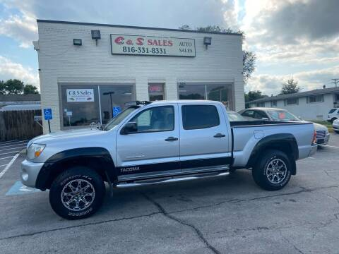 2006 Toyota Tacoma for sale at C & S SALES in Belton MO