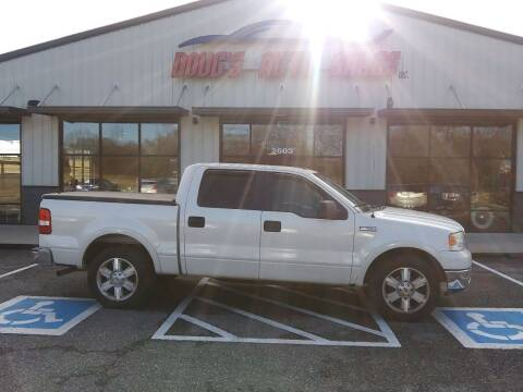 2008 Ford F-150 for sale at DOUG'S AUTO SALES INC in Pleasant View TN