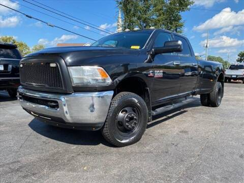 2016 RAM Ram Pickup 3500 for sale at iDeal Auto in Raleigh NC