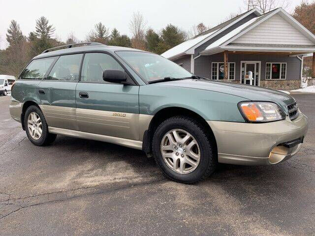 2002 Subaru Outback for sale at Drivers Choice Auto & Truck in Fife Lake MI