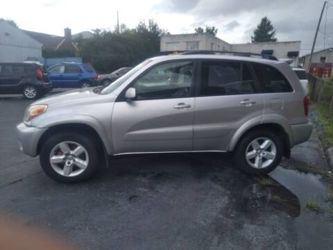 2004 Toyota RAV4 for sale at Credit Connection Auto Sales Inc. YORK in York PA