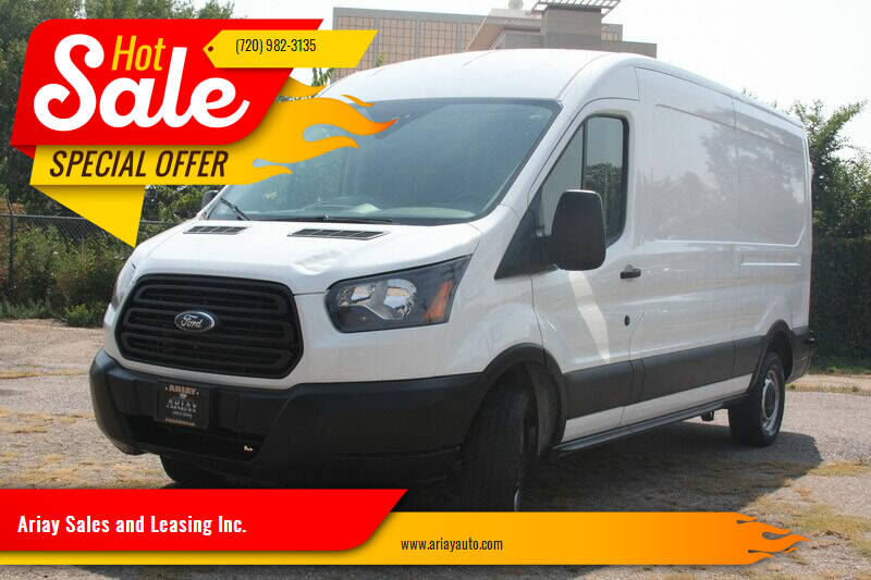 2019 Ford Transit Cargo for sale at Ariay Sales and Leasing Inc. - Pre Owned Storage Lot in Denver CO