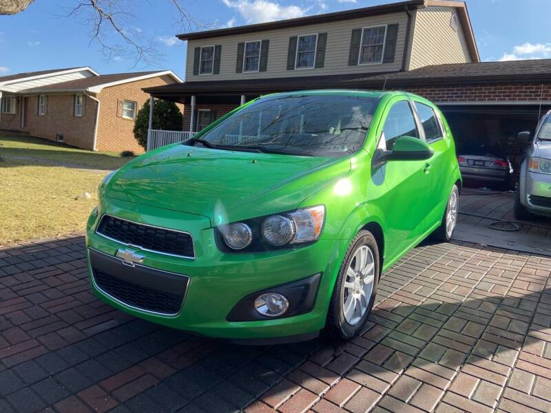 2014 Chevrolet Sonic for sale at US5 Auto Sales in Shippensburg PA