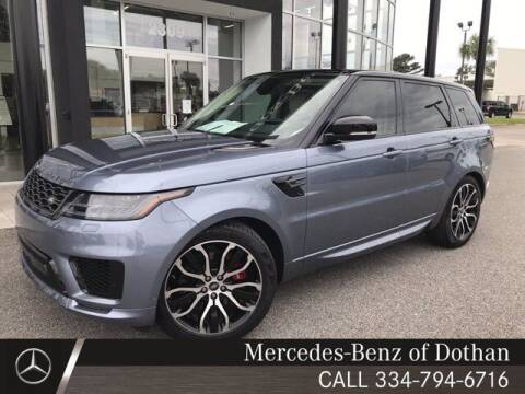 2019 Land Rover Range Rover Sport for sale at Mike Schmitz Automotive Group in Dothan AL