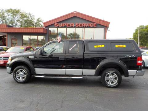 2007 Ford F-150 for sale at Super Service Used Cars in Milwaukee WI