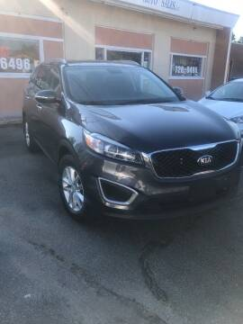 2017 Kia Sorento for sale at City to City Auto Sales in Richmond VA