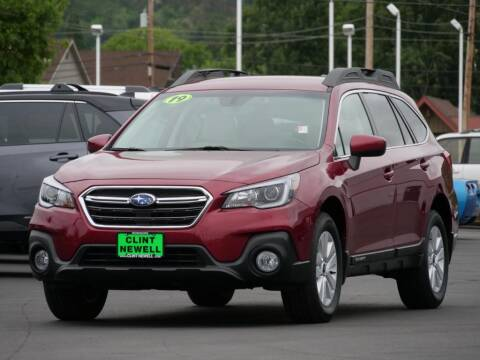 2019 Subaru Outback for sale at CLINT NEWELL USED CARS in Roseburg OR