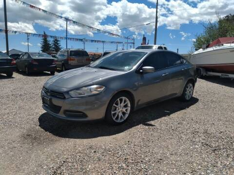 2013 Dodge Dart for sale at DK Super Cars in Cheyenne WY