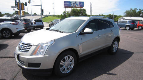 2014 Cadillac SRX for sale at Auto Shoppe in Mitchell SD