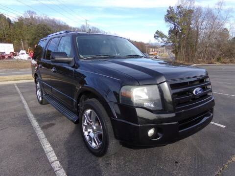 2010 Ford Expedition for sale at J & D Auto Sales in Dalton GA