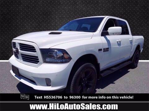2017 RAM Ram Pickup 1500 for sale at Hi-Lo Auto Sales in Frederick MD