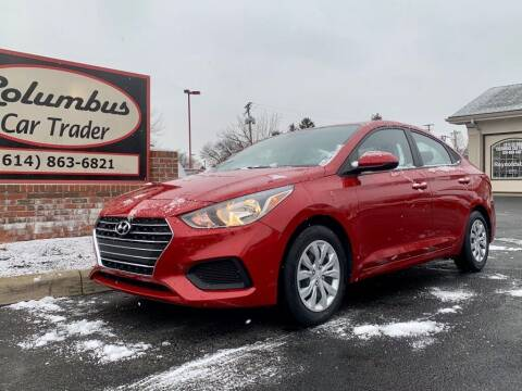 2019 Hyundai Accent for sale at Columbus Car Trader in Reynoldsburg OH